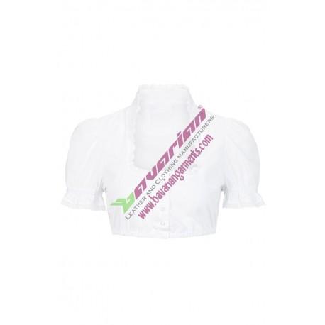 Dirndl blouses white
